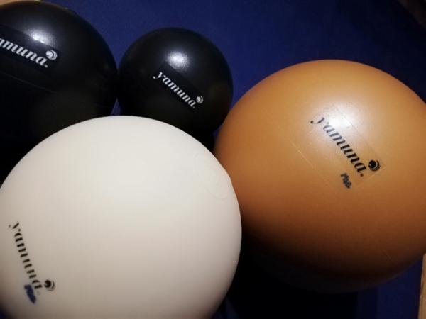 ヤムナで利用する各種ボール